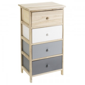 GAVETAS DE MADEIRA VELISE DRAWER 4