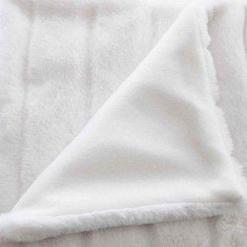 SIMON WHITE BLANKET 160CM