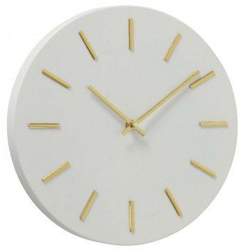 Relojes de pared Mareike, analógica,